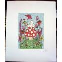 Maizie Mouses Print