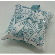 Make Your Own Dragonfly Pin Cushion