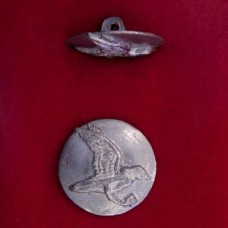 24mm Georgian Flying Duck Button