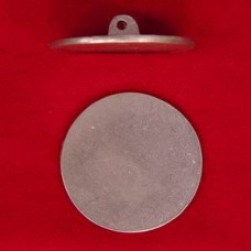 33mm Flat Button