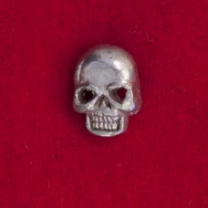 Small Skull Button