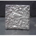 Pewter Song Bird Tile