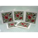 Pack of Five Winter Cards
