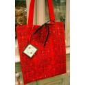 Block Printed Shoulder Bag