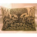 Secret Garden Cushion